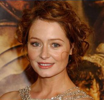 Miranda Otto as Eowyn (The King's niece in The Lord of the Rings: The Two Towers)