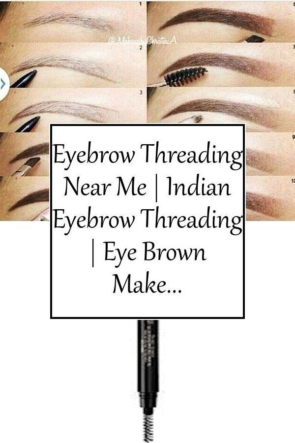 Indian Eyebrow Threading Near Me : indian, eyebrow, threading, Eyebrow, Threading, Indian, Brown, Eyebrows,, Plucking, Eyebrows