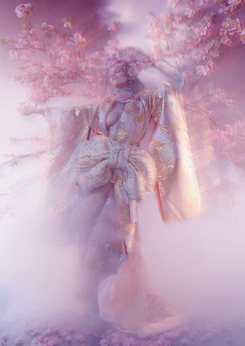 Memoirs of a geisha Photo of Samantha Gradoville by Warren du Preez & Nick Thornton Jones
