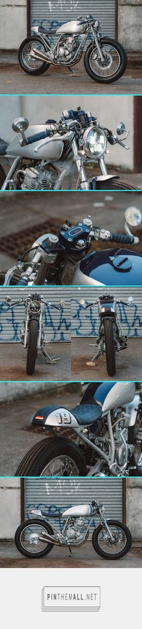 Built for Purpose Built Yamaha Scorpio ~ Return of the Cafe Racers - created via https://pinthemall.net