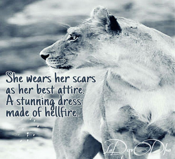 #Courage #Warriorheart #Boldness