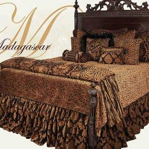 Madagascar Luxury Bedding | Reilly-Chance Collection