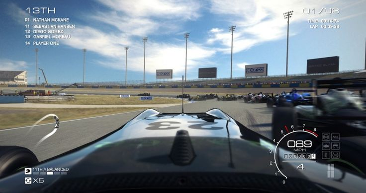 GRID Autosport - Codemasters