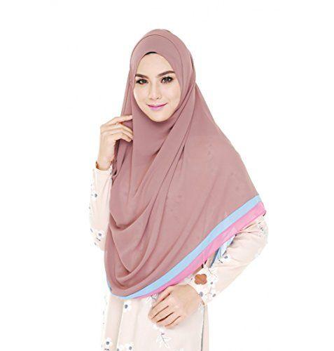 Muslim Women Chiffon Plain Hijab Shawls Scarf (Pale pink)... http://www.amazon.com/dp/B01BZZWEQG/ref=cm_sw_r_pi_dp_lmSjxb1K2SHGY