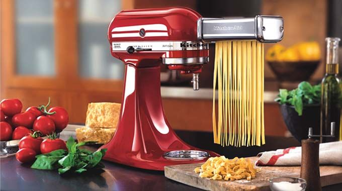 Trying to figure out which attachments you should buy for you new KitchenAid Stand Mixer? Read Foodal's handy guide and we explore the various options.
