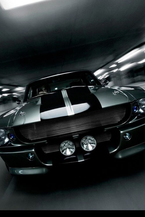 Mustang, proving that great design is timeless