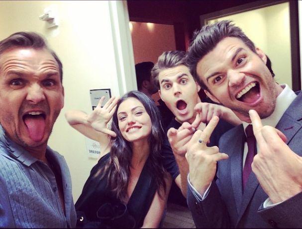 #TVD #TO The Vampire Diaries,The Originals
