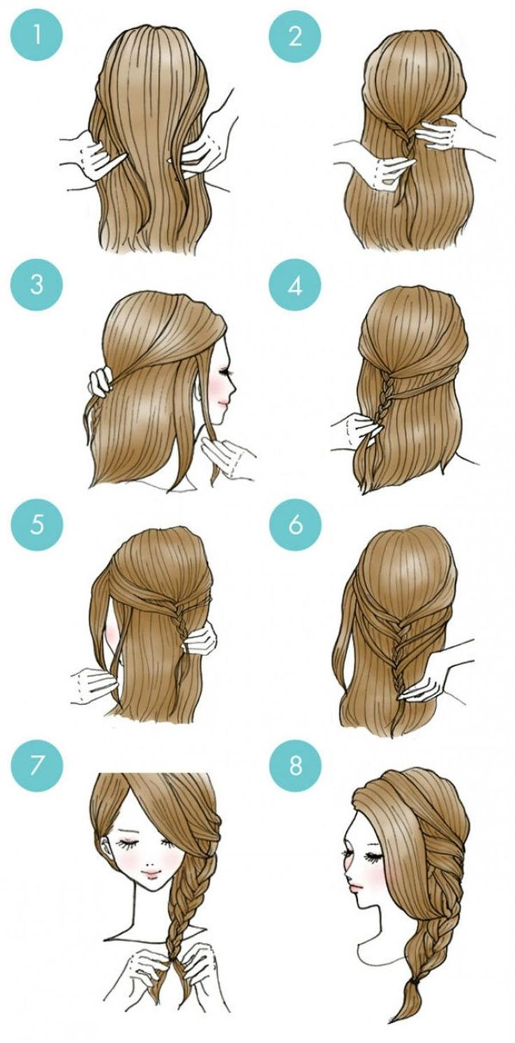 20 coiffures faciles et �l�gantes dont vous ne pourrez plus vous passer !