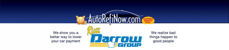 Russ Darrow has the ability to lower your interest APR and lower your car payments. http://www.russdarrow.com/refinance-rates/