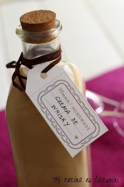 Crema de whisky
