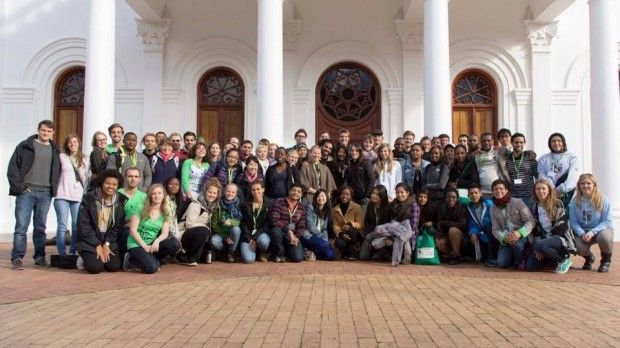 2014 World Student Environmental Network (WSEN) Global Summit in South Africa
