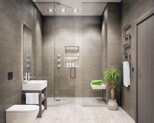 Modern Romantic Bathrooms Contemporary Bathroom Decorating Ideas Modern Bathroom Modern Master Bathroom Design Modern Bathroom Decor