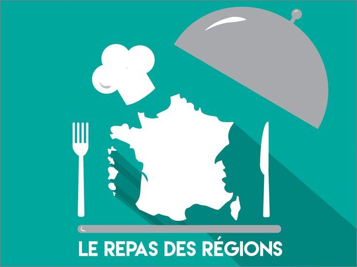 Les Gtiens viennent des quatre coins de la France, voire du monde entier, le repas des régions est alors l'occasion parfaite pour découvrir les origines de chacun!