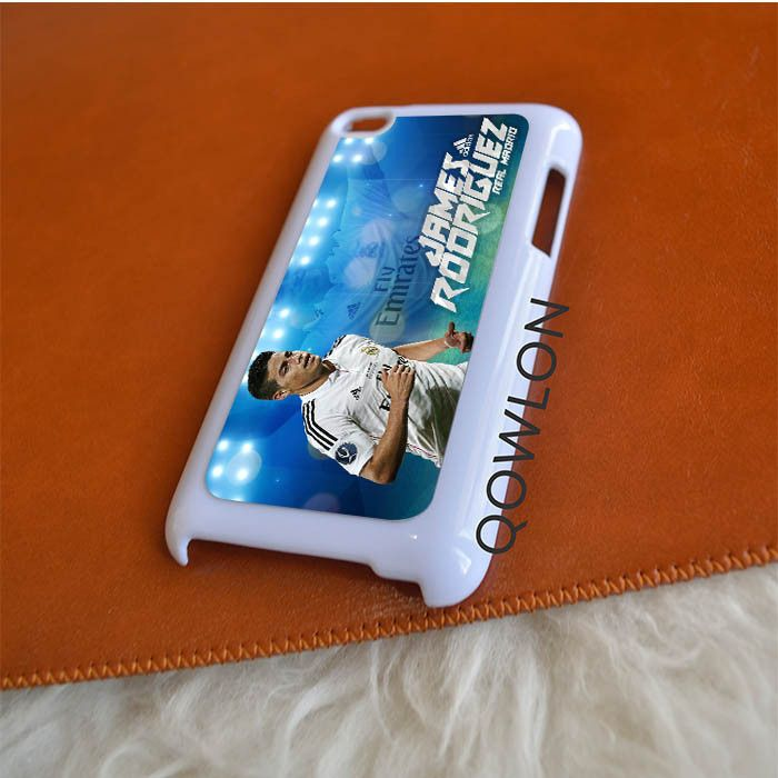 James Rodriguez Football iPod Touch 4 | 4TH GEN Case