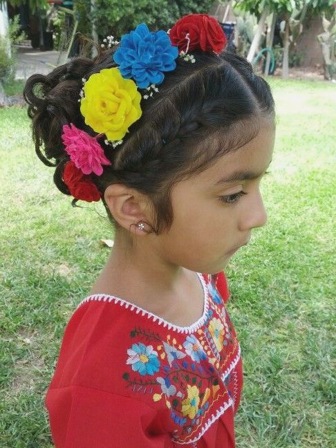 Awesome 1000 Ideas About Mexican Hairstyles On Pinterest Under Braids Hairstyles For Men Maxibearus