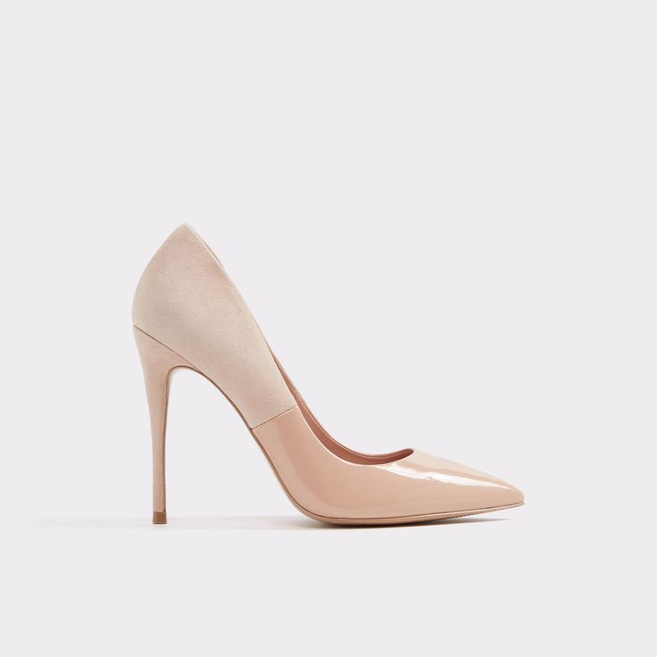 Size 6 gold with metalic gold leather stiletto heel court shoes from Magrit.