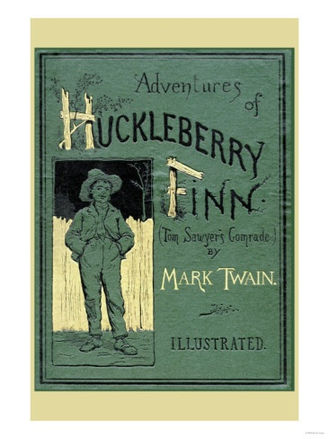 huckleberry finn social and literary Readings of other pieces of literature pertaining to huck finn then reporting   how people like douglss became free and what sort of impact this had on society.