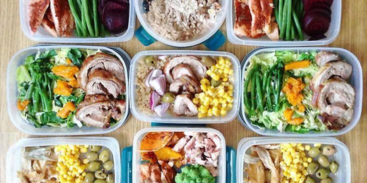 21 ideias de almoço para 21 dias de trabalho   SAPO Lifestyle