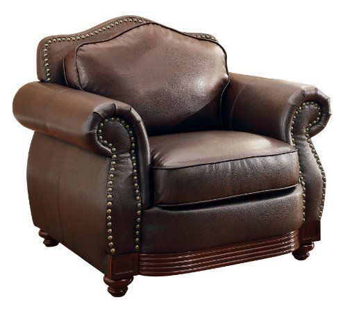 10 Ideas About Ashley Leather Sofa On Pinterest Leather