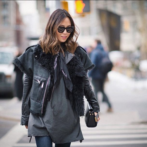 Trend to Try: Tie a Bandana Around Your Neck // Aimee Song | stylebistro.com
