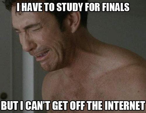 Basically sums up my uni life.