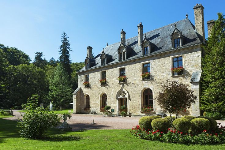 Romantic Hotels-Abbaye-1
