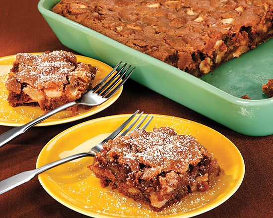 German Apple Cake - Recipes at Penzeys Spices