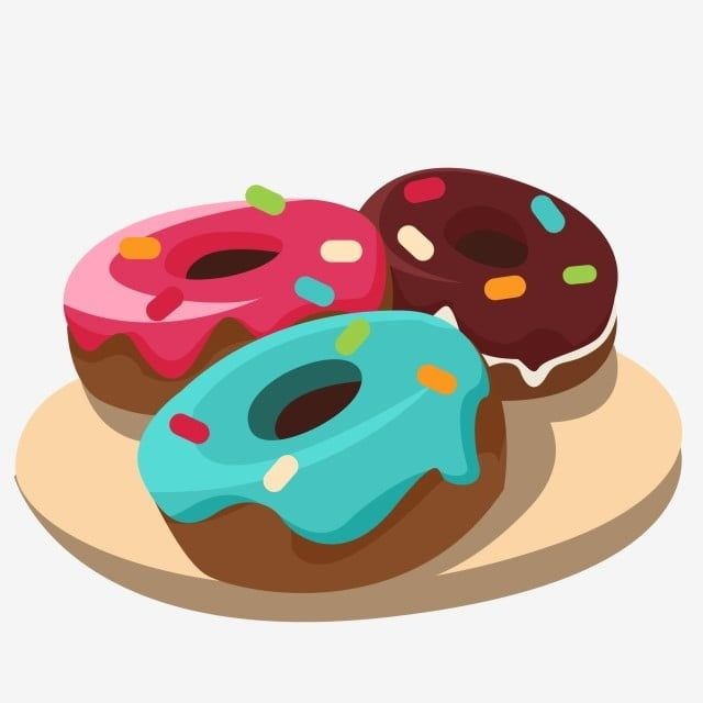 Red Donut Blue Donut Chocolate Donut A Plate Of Donuts Donut Clipart Donuts Illustration Png Transparent Clipart Image And Psd File For Free Download Donuts De Chocolate Chocolates Rosquinhas