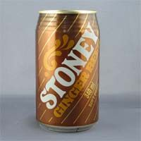 Stoney Ginger Beer 330ml (BEST BY OCTOBER, 2015)