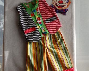 ON SALE: Baby Circus Ringmaster Size 6-12 month by TwinsFromOz