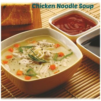 Find Chicken Noodle Soup Preparation  http://goo.gl/rI6mN1  Tasty and Healthy Chicken Noodle Soup is now very easy to prepare.