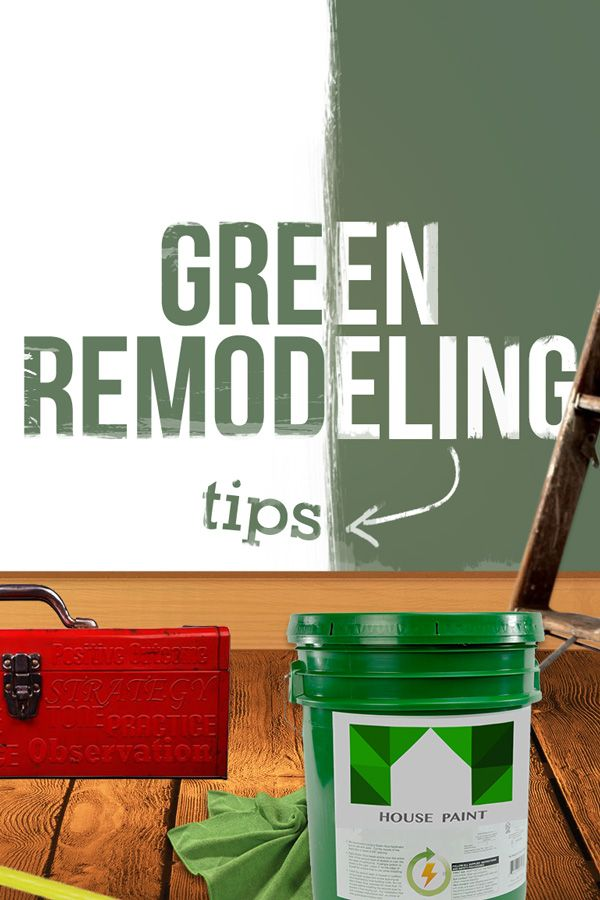 10 Green Renovations For An Eco Friendly Home Home Improvement