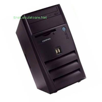 Pentium 4 - 1700 mhz, Compaq Evo Desktop sh Pentium 4-1700 mhz, 512 mb ram ddr1, 40 gb hardisk ide, placa sunet, cdrom, placa retea, carcasa tower . Garantie 1 an.