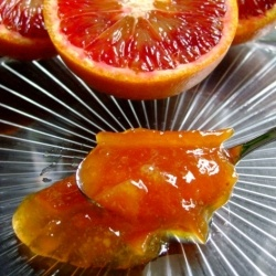 Blood Orange Marmalade by madebyjayne | I'd Eat That | Pinterest