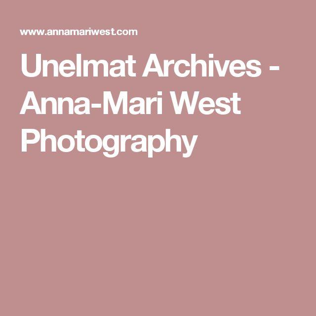 Unelmat Archives - Anna-Mari West Photography