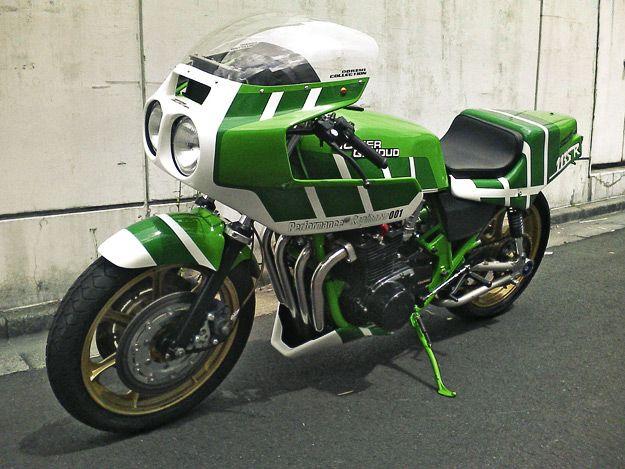Racing vintage - Godier Genoud