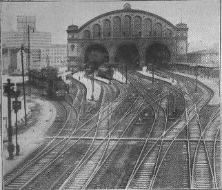 Berlin | Vor 1933. Anhalter Bahnhof, Kreuzberg