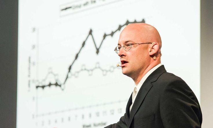 Der Ursprung meiner Leidenschaft für soziale Medien: Clay Shirky's cognitive surplus.