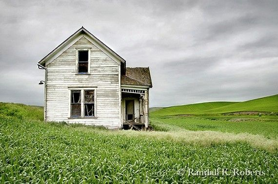 in the middle of nowhere: Farms Houses, Etsy, Houses Surroundings, Rustic Victorian, Morphic Houses, Rustic Scene, Houses Abandoned, Farm Houses, Victorian Houses