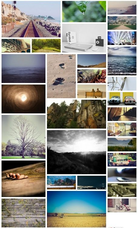 Responsive Grid Image Gallery Jquery | secondtofirst com