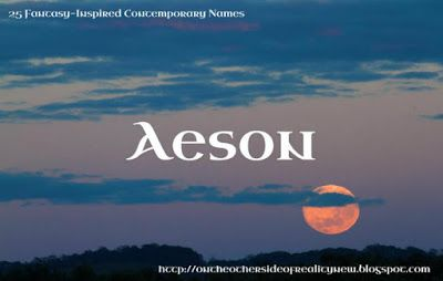 25 Fantasy-Inspired Contemporary Names | On the Other Side of Reality