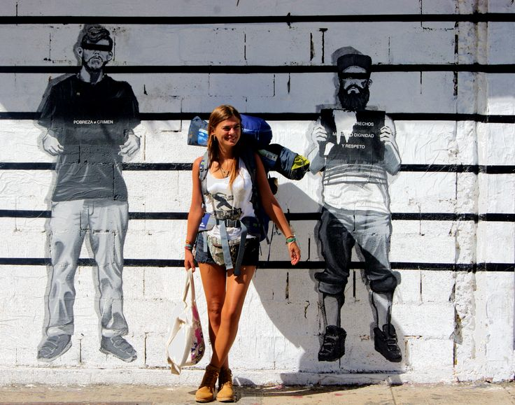 Backpacking in San Juan, Puerto Rico  adventure, journey, travel