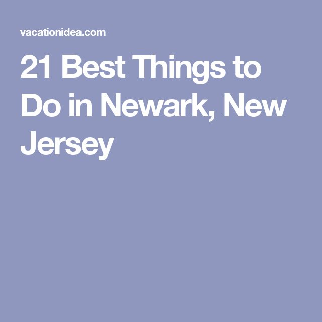 21 Best Things to Do in Newark, New Jersey http://www.aladdinorientalrug.com/