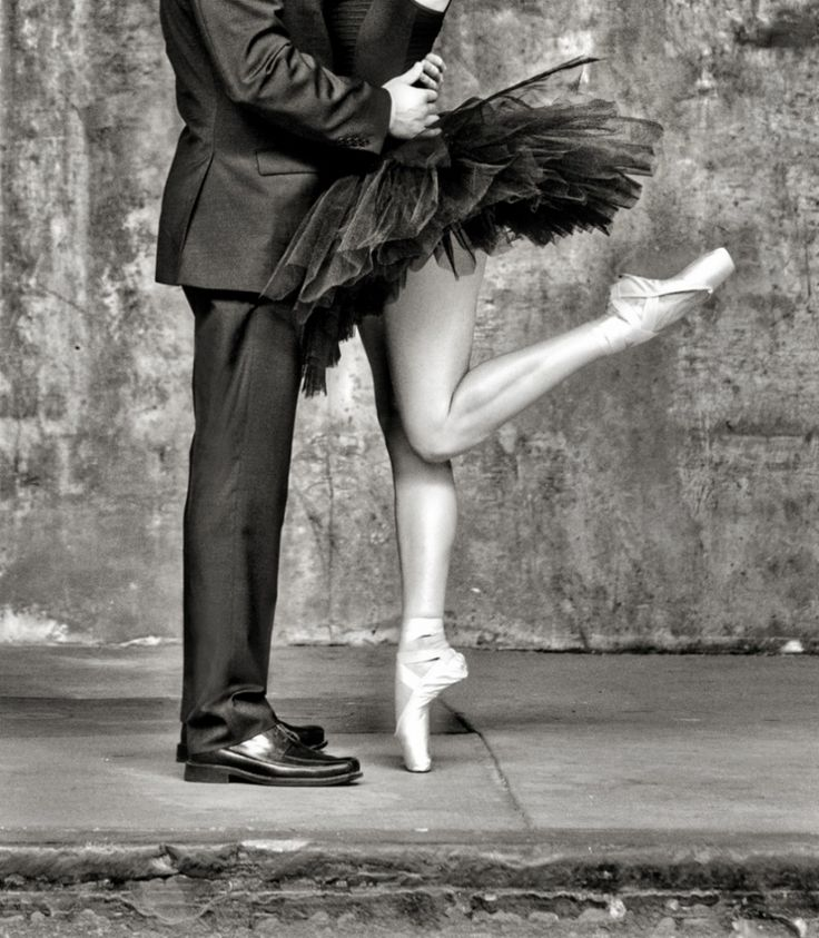 Urban Ballerina Engagement Shoot in Los Angeles, California. Photo by Joy Marie Studios.