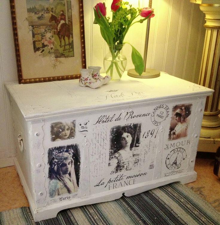 HIMLARUM - möbler shabby chic