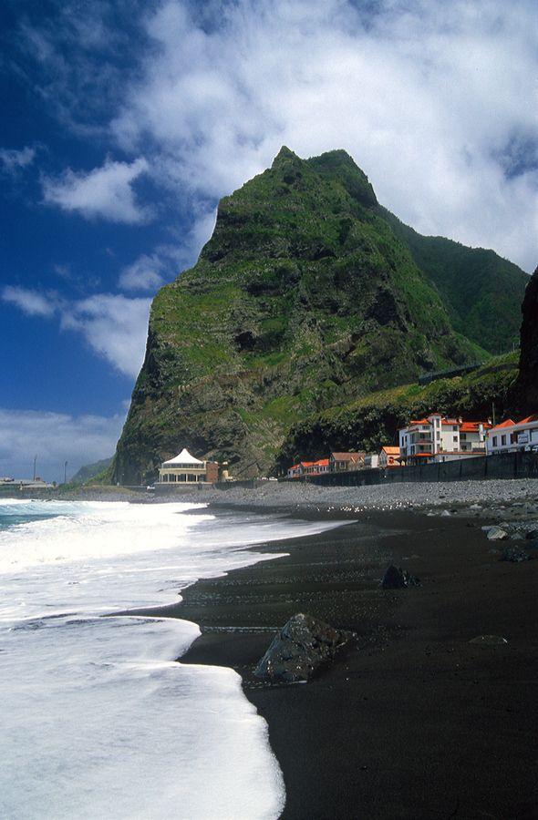 São Vicente, Isle of Madeira, Portugal - so many wonderful memories w a special someone, years ago.