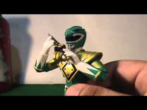 SH FIGUARTS GREEN RANGER VIDEO REVIEW EN ESPAÑOL