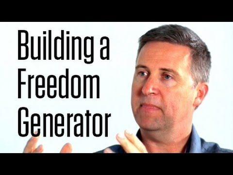 Building a Freedom Generator | Freedom Club - YouTube