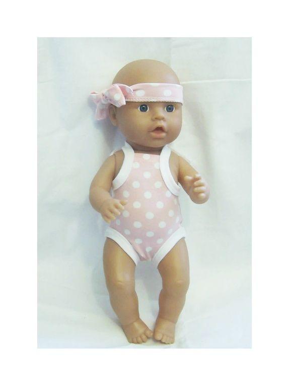 Dukkeklær til dukke 36cm,