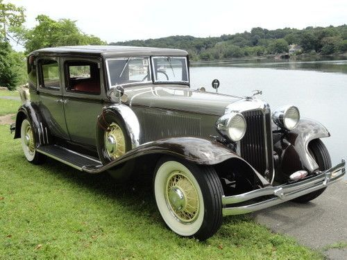 1931 Chrysler Imperial Club Sedan